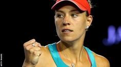 Angelique Kerber beats Serena Williams to win Australian Open 2016