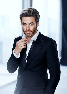 Chris Pine for Armani Code Profumo (2016)                                                                                                                                                     More