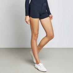 CĀLM Quella Board Short, Navy Crew Clothing, Gym Shorts Womens, Navy, Board, Swimwear, Clothes, Shopping, Collection, Fashion