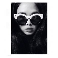 Valley eyewear ' a dead COFFĮN club ' in vintage white to black