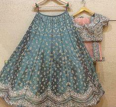Indian Lehenga, Indian Gowns, Indian Fashion Dresses, Indian Designer Outfits, Pakistani Dresses, Lehenga Choli, Red Lehenga, Sharara, Fashion Outfits