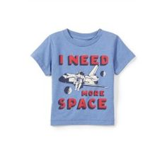 Baby More Space Tee
