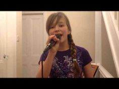 I Knew You Were Trouble (Taylor Swift) by Connie Talbot ~She is SO cute and has a great voice!!