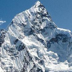 Mount Everest, South face