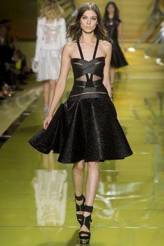 La petite robe noire de Versace
