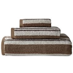 Cording Ombre Bath Towels - jcpenney