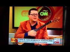 Entrevista al Maestro Henry Linarez en CafeCNN (+lista de reproducción)