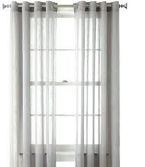 Sheer Curtains White Sheer Curtains Walmart Sheer Curtains On