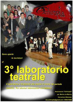 3° Laboratorio Teatrale Natalizio!!! 3, Movie Posters, Movies, Blog, Lab, Film Poster, Films, Movie, Film