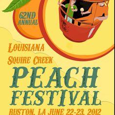 Ruston peaches