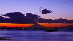 Mt.Fuji & Tokyo Bay