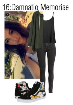 """Teen wolf"" by teddy-bear-princess on Polyvore featuring Mode, H&M und Vans"