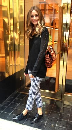 THE OLIVIA PALERMO LOOKBOOK: ♥