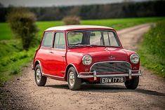 eBay: 1964 Mini Cooper restored to 1071 S spec #classicmini #mini
