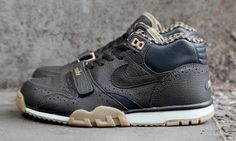 "Very Sharp!!!! Nike Air Trainer 1 Mid PRM QS ""Brogue"" • Highsnobiety"