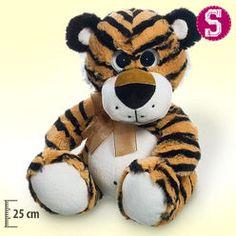 Timmy, der Kulleraugen Tiger
