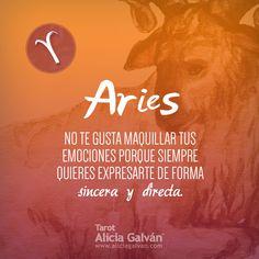 #Aries ♈ conoce lo que dice tu #horóscopo para este mes en este link