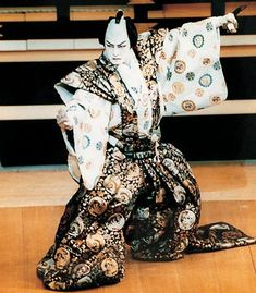 k is for kabuki - Kabuki (歌舞伎 kabuki?) is a classical Japanese dance-drama. Kabuki theatre is known for the stylization of its drama and for the elaborate make-up worn by some of its performers.