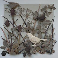 Helen Musselwhite papercutting