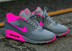 Top 10 Nike Air Max Customs II The Nike Air Max collection is one of the top rated and dominant collections of all time Women's Shoes, Nike Air Shoes, Hype Shoes, Me Too Shoes, Shoe Boots, Shoes Style, Cute Sneakers, Shoes Sneakers, Purple Sneakers