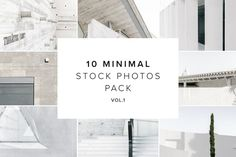 10 Minimal Stock Photos Bundle by Pixasquare on Envato Elements Email Design, Magazine Template, Magazine Design, Minimalism, Stock Photos, Design Templates, Mockup, Architecture, Cover