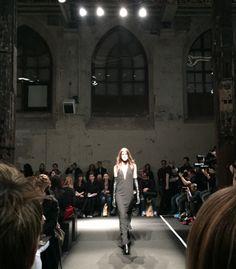 Paris Fashion Week Diary: Ann Demeulemeester Fall 2015 | Visual Therapy