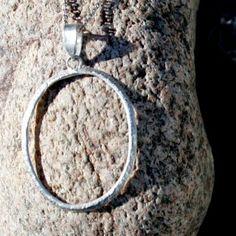 Kehä - silver pendant. Miia Irene Arts & Jewellery. Jewelry Art, Jewellery, Irene, Jewelry Making, Pendant, Silver, Jewels, Schmuck, Hang Tags