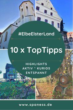 Brandenburg Reise: 10 Reise- und Urlaubs-Tipps für das #ElbeElsterLand in Brandenburg.