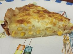 Tarta de choclo (maiz)   Cocina