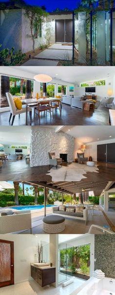Palm Springs: El Mirador Mid Century Modern Home