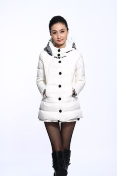 Beautiful Patchwork Down Parkas White Women Single Breated Clothing,White Duck Down Long Medium Winter Jacket Parka With A Hood On Sale.Free Shipping.Sale:$98.93.Filler:white duck down 81% - 90%.Material:Nylon.Size:M/L/XL/XXL.Colors:Blue/gold/khaki/red/white