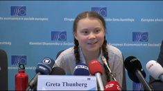 """Climate activist Greta Thunberg: """"I hope Angela Merkel doesn't think we are Russian spies"""" Political Leaders, Politics, School Strike, Les Experts, Social Web, Actions Speak Louder Than Words, Agent Of Change, Environmental Issues, Denial"""