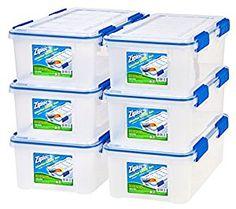 Whitmor 61292688 Ornament Storage Box  Home Storage ideas