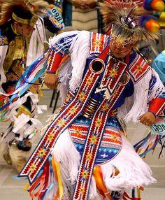 Photo Credit: Derek Mathews - Gathering of Nations Pow Wow