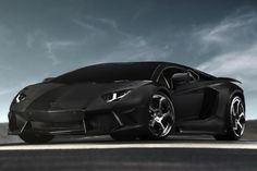 Lamborghini Aventador 'Carbonado' by Mansory... Would you pay extra for this??  BAM!