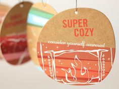 Old Navy Holiday Packaging | MEADOW