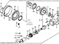1995 gm power brake booster exploded view