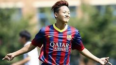 Korean Soccer Prodigy - Lee Seung-woo