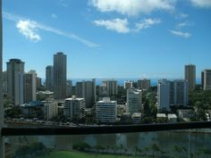 https://flic.kr/p/dfjeQb | Honolulu skyline | How I miss this town.