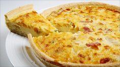En god pai krever tålmodighet på kjøkkenet, men det er verdt det. Pizza, Western Food, Quiche, Nom Nom, Bacon, Cheese, Breakfast, Recipes, Pai