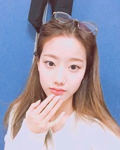 South Korean Girls, Korean Girl Groups, April Kpop, Korean Makeup, Asian Beauty, My Girl, Photo Editing, Celebrities, Beautiful