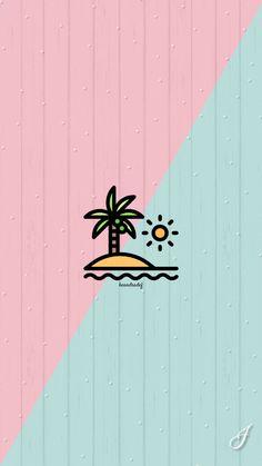 LOVE 😀 Friends Instagram, Instagram Beach, Story Instagram, Instagram Blog, Emoji Wallpaper, Iphone Background Wallpaper, Beach Icon, Instagram Background, Friends Wallpaper