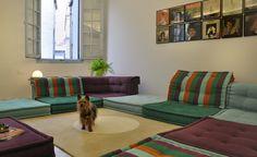 MahJong Modular Sofa + Fred..