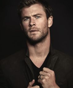 Chris Hemsworth Connects with Modern Luxury, Talks Hollywood