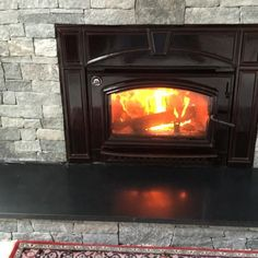 Newest Pictures victorian Fireplace Remodel Suggestions – Rebel Without Applause Wood Burning Stove Insert, Diy Fireplace, Wood Stove Fireplace, Brick Fireplace Makeover, Build A Fireplace, Fireplace Remodel, Fireplace, Wood Burning Fireplace Inserts, Freestanding Fireplace
