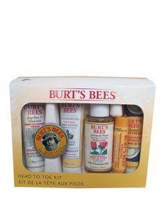 Gewinnt ein tolles Head-to-Toe-Kit von Burt's Bees auf www.miss-annie.de! #pflege #gewinnspiel #blogger #beauty #beautyblogger