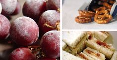 During a long, sweaty run, normal eating rules go out the window. Instead of protein and fiber, the body needs sugars—food that will quickly digest and send energy straight to your muscles. These snacks should help your running times and satisfy your sweet tooth! http://greatist.com/fitness/run-snacks-improve-marathon