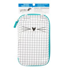Yoobi Pencil Case Cat,