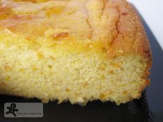 Bittersweet Orange Flourless cake