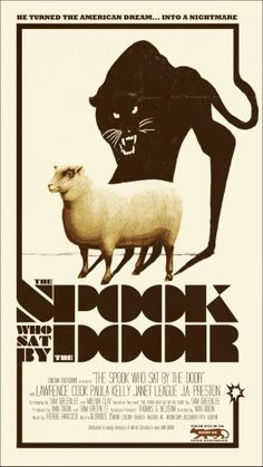 The Spook Who Sat by the Front Door movie poster